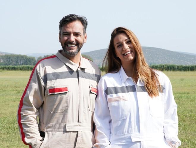 Ο Γιώργος Καρτελιάς και η Ελίνα Παπίλα θα μας κρατούν καθημερινά παρέα μέσα από την πρωινή ζώνη του STAR
