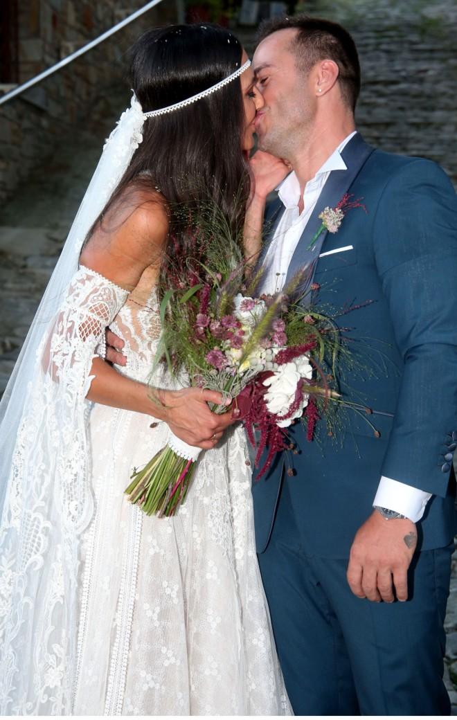 Επέτειος γάμου για την Ανθή Βούλγαρη