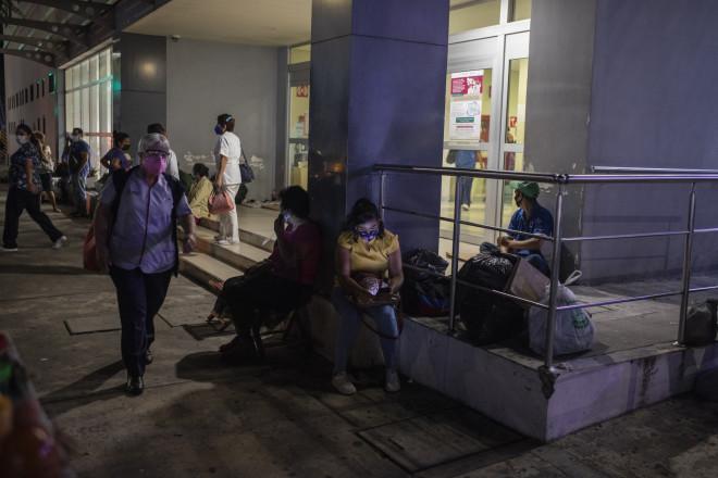 σεισμός κάτοικοι Μεξικό