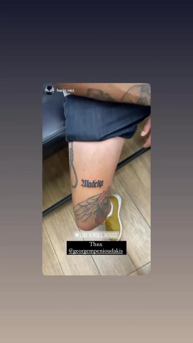 mad clip τατουάζ φίλος