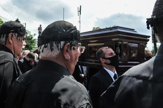 κηδεία Μίκη Θεοδωράκη 2