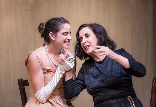 «Μαρίκα» με τη Νένα Μεντή στο Θέατρο Χώρα