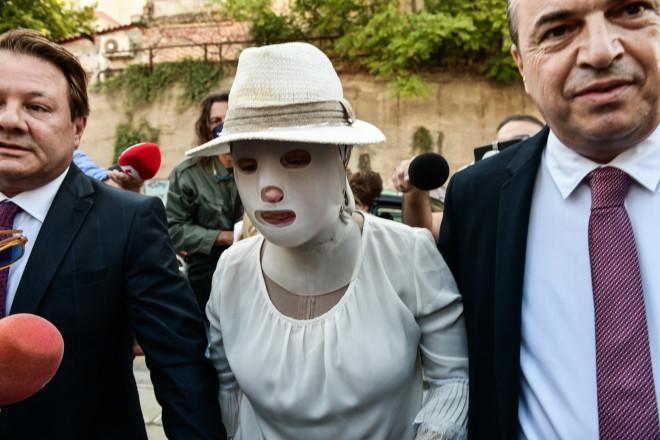 Ιωάννα μάσκα