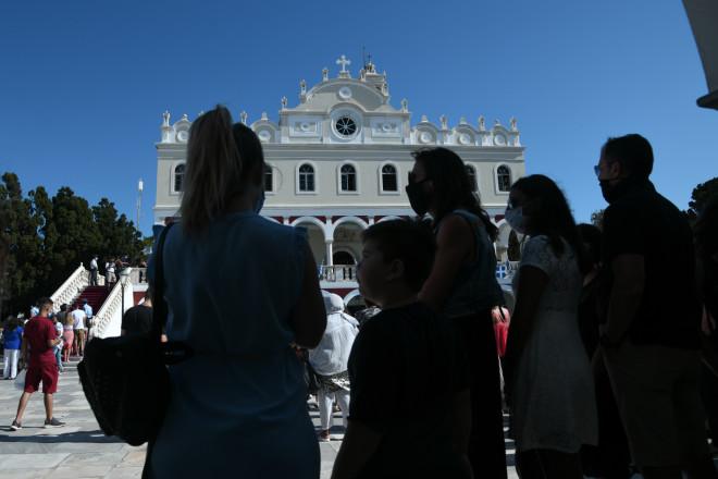 κορωνοϊός μοναστήρι