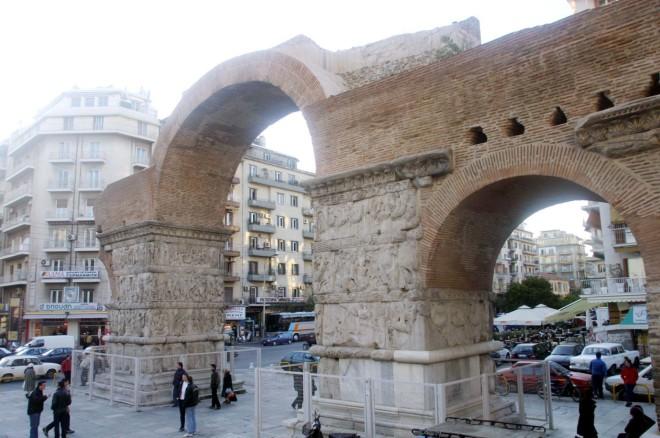 η Καμάρα στη Θεσσαλονίκη