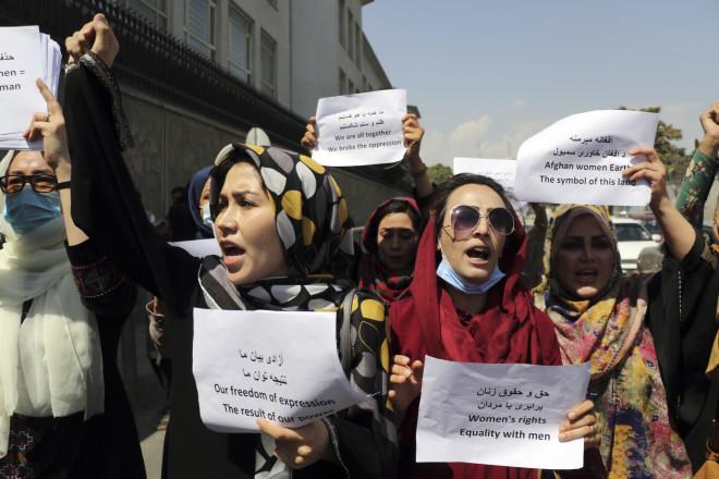 Αφγανιστάν - γυναίκες