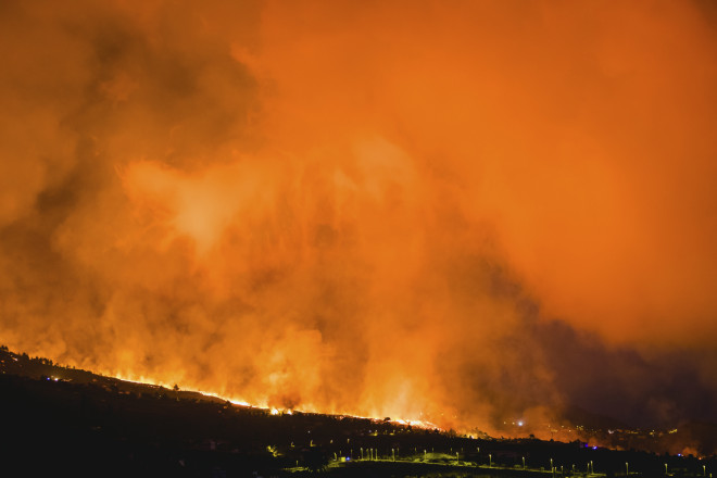 ηφαίστειο Λα Πάλμα