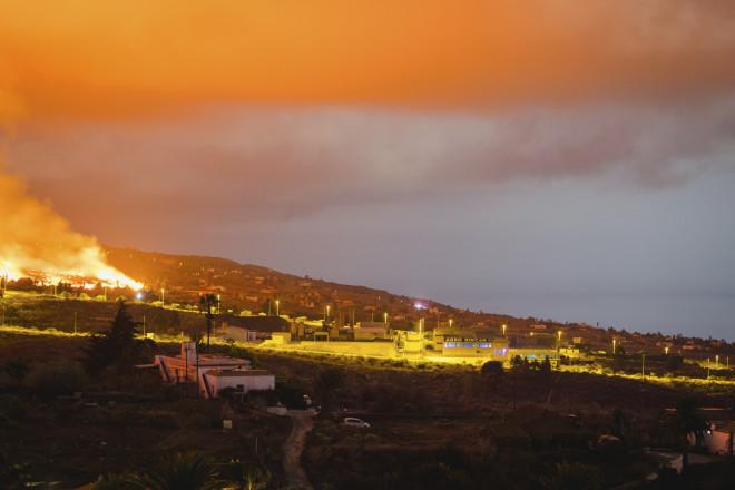 έκρηξη ηφαιστείου Κανάρια