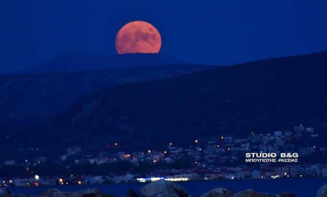 Φεγγάρι Καλαμποκιού - Ναύπλιο