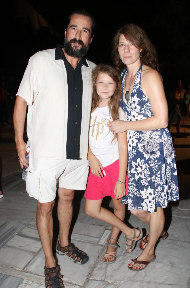 Το ζευγάρι με την κόρη του, Ιωάννα