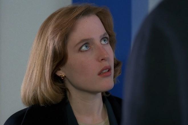 Gillian Anderson X-Files