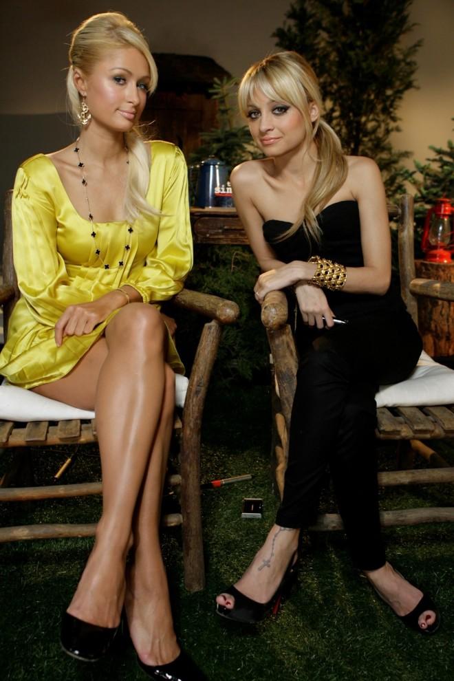 Paris Hilton Nicole Richie