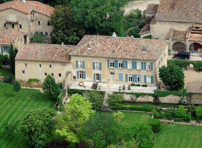 Αμπελώνας Château Miraval