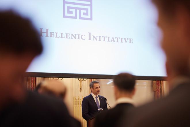 H oμιλία τουΚυριάκουΜητσοτάκησε εκδήλωση, παρουσία μελών της ομογένειας στις Ηνωμένες Πολιτείες, την οποία διοργάνωσε το The Hellenic Initiative- Eurokinissi