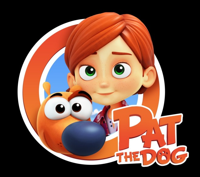 PAT THE DOG starland