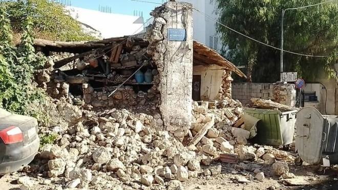 σεισμός Αρκαλοχώρι