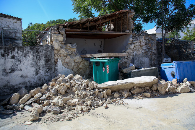 Κρήτη σεισμός