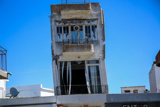 σεισμός Ηράκλειο Κρήτης