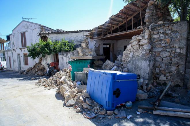 σεισμός Κρήτη 2