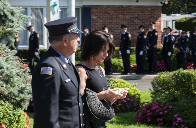 Γκάμπι Πετίτο κηδεία ΗΠΑ
