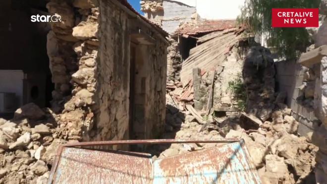 σεισμός Αρκαλοχώρι 2