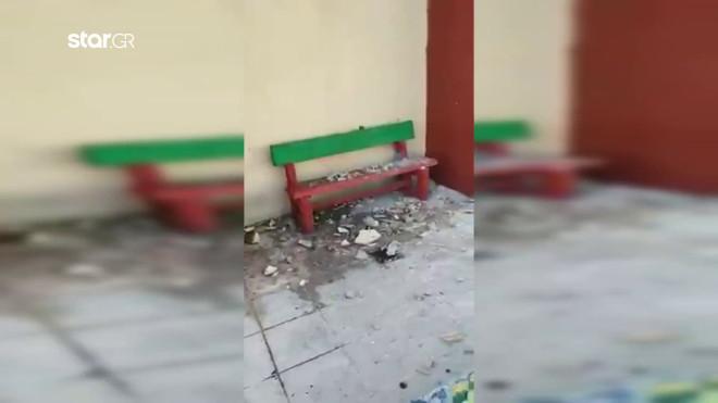 σεισμός Κρήτη - ζημιές σχολεία