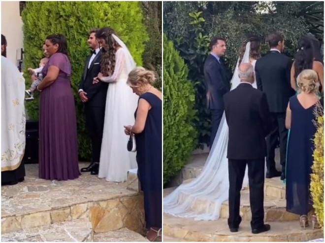ακης πετρετζικης γάμος