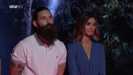 Θοδωρής και Ιωάννα συγκέντρωσαν 6 ψήφους