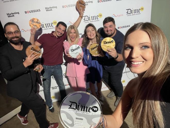 star awards Ζωρζέτα Ζαχαρτζή και η Ζωή Κλωσίδη