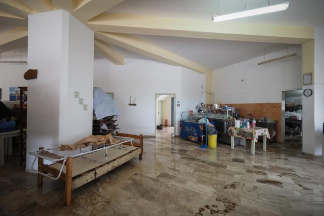 Σπίτια πλημμύρισαν/EUROKINISSI