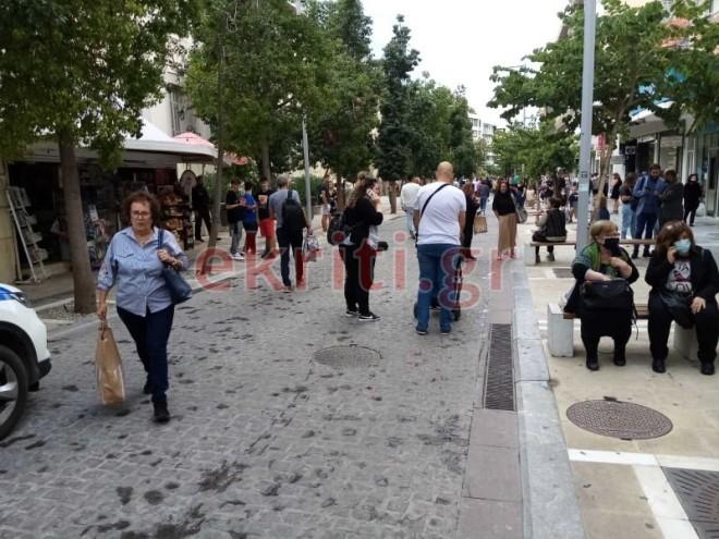 σεισμός Κρήτη - αναστάτωση