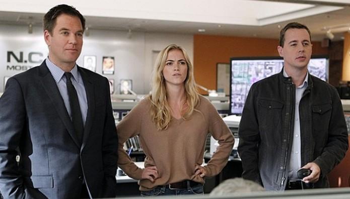 Η Ζίβα και ο Τόνυ έχουν σχέση με το NCIS.