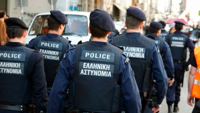 αστυνομικοί άγιο φως
