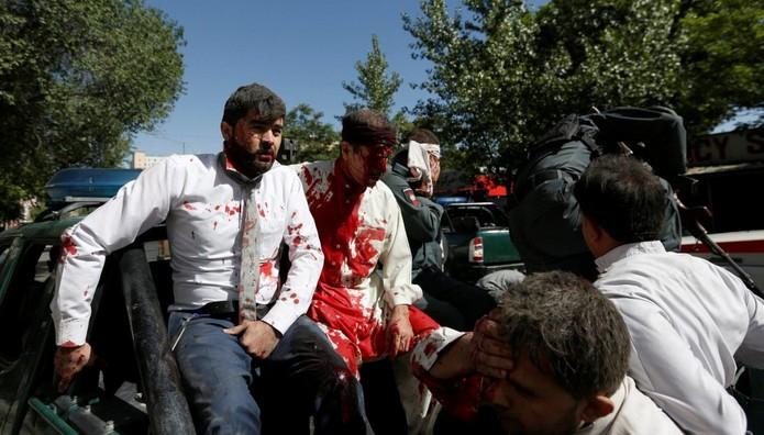Ο ISIS ανέλαβε την ευθύνη για το μακελειό στην Καμπούλ