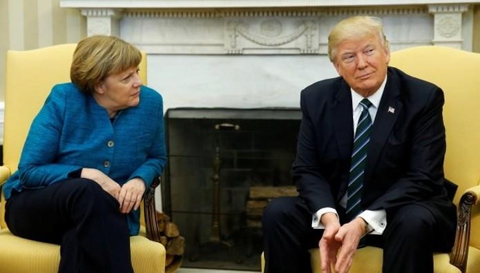 Μεγαλώνει η ΑΠΟΣΤΑΣΗ μεταξύ τους! Μέρκελ και Τραμπ ΑΚΥΡΩΣΑΝ τη κοινή συνέντευξη τύπου μετά την G7