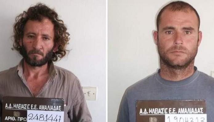 ΑΥΤΟΙ είναι οι 2 Αλβανοί που συνελήφθησαν για πορνογραφία