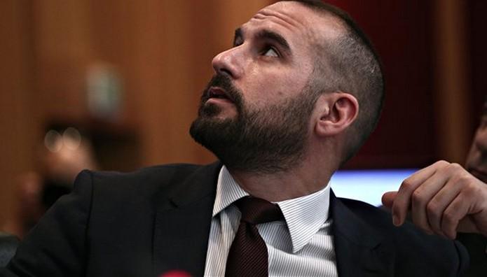 Τζανακόπουλος: Συζητάμε για καθαρή λύση στο χρέος – Δεν αποφασίζει μόνο ο Σόιμπλε
