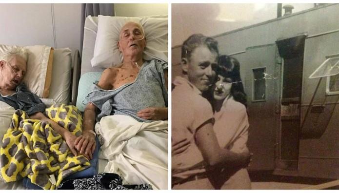 Η ιστορία τους ραγίζει καρδιές: Έζησαν μαζί για 62 χρόνια και πέθαναν μαζί την ίδια ημέρα