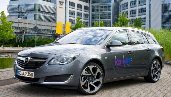 Ποια είναι η πρόοδος της Opel  στην αυτοματοποιημένη οδήγηση