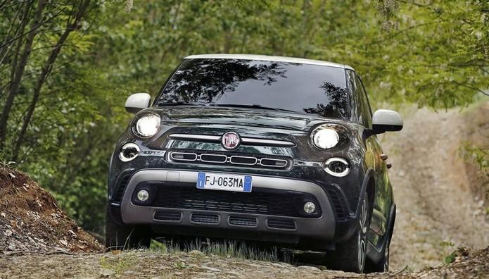 """Έκαναν «Face Lifting"""" στο νέο  Fiat 500L"""