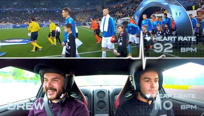Γιατί η  Nissan βάζει  αισθητήρες σε φιλάθλους στον  UEFA Champions League