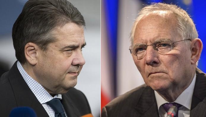 Spiegel: Διαμάχη Σόιμπλε-Γκάμπριελ για το μέλλον της Ευρώπης