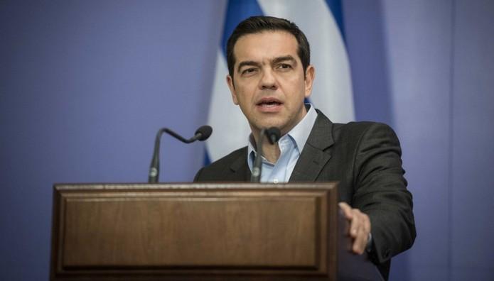 Αλέξης Τσίπρας: «Η διεκδίκηση οριστικής διεξόδου από την κρίση είναι εθνικός στόχος»