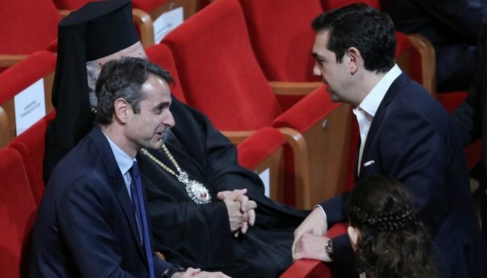 Συγχαρητήρια Τσίπρα- Μητσοτάκη για το επίτευγμα της Κατερίνας Στεφανίδη