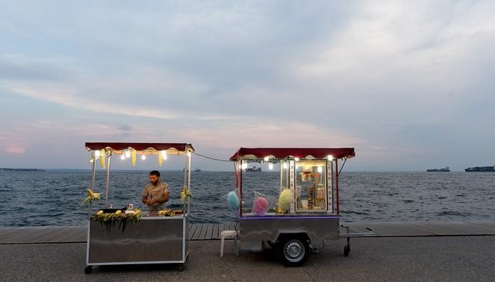 To 36o Φεστιβάλ Βιβλίου στην παραλία της Θεσσαλονίκης