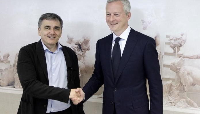 Λεμέρ σε Τσακαλώτο: Είναι κοντά η συμφωνία – Η Ελλάδα πήρε δύσκολες αποφάσεις