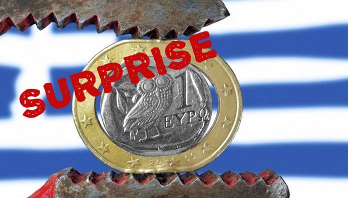 ΕΚΠΛΗΞΗ από ΕΛΣΤΑΤ: Πηγαίναμε για ύφεση… μας βγήκε ανάπτυξη!