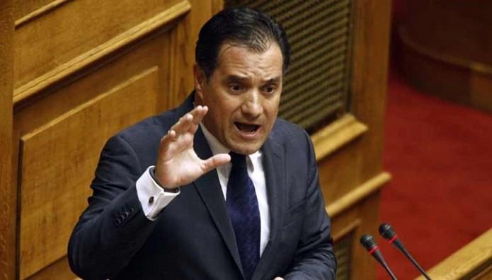Γεωργιάδης: Θα του τα φορτώσουν όλα και θα τον φάνε τον Τσακαλώτο μετά το Eurogroup!