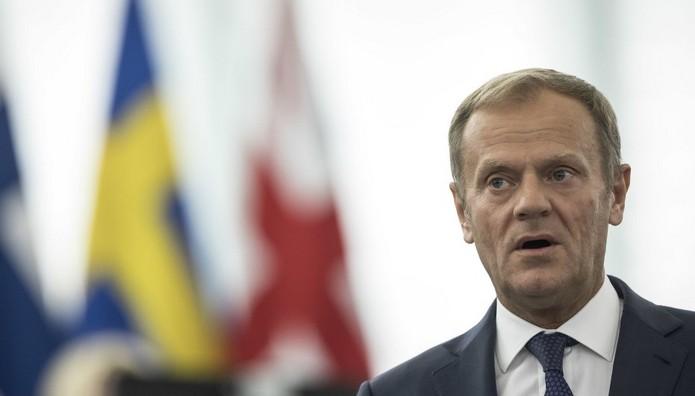 Τουσκ: «Η συζήτηση για το Brexit πρέπει να τελειώνει, κάντε γρήγορα»