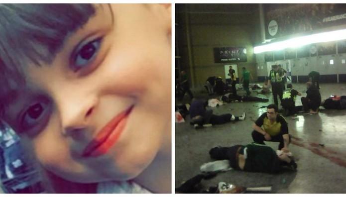 ΘΡΗΝΟΣ στο Μάντσεστερ: Η μητέρα της 8χρονης Σάφι συνήλθε και έμαθε πως το κοριτσάκι της σκοτώθηκε μετά την επίθεση αυτοκτονίας